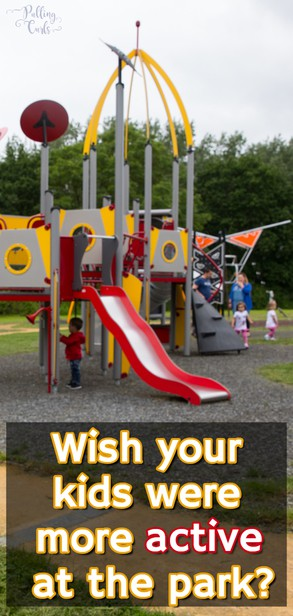 a new way to enjoy the park with your kids! via @pullingcurls