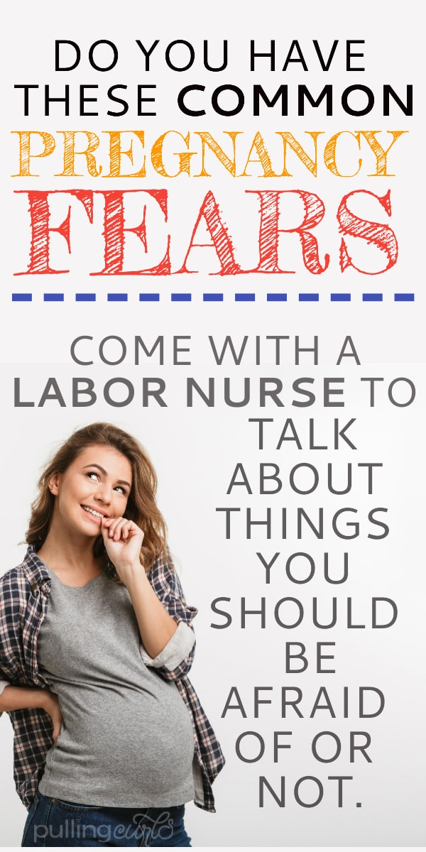 What are YOU afraid of about your upcoming birth? via @pullingcurls