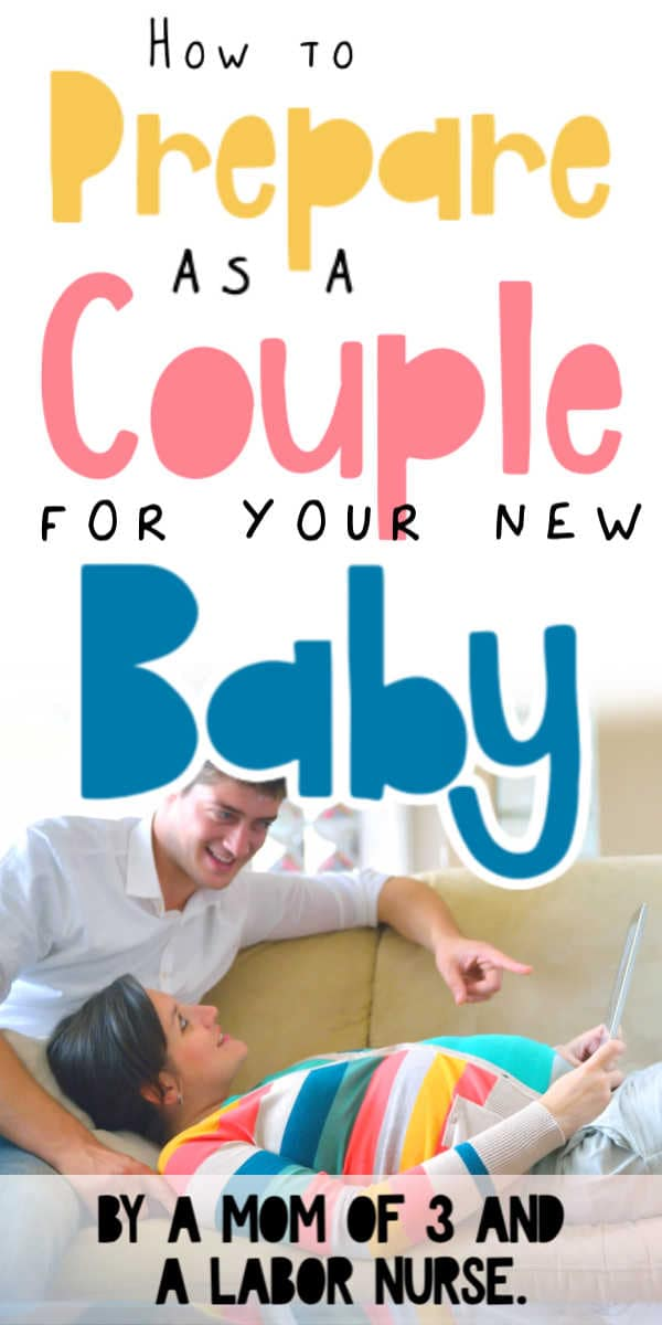 How can we prepare together for the new baby or labor? via @pullingcurls