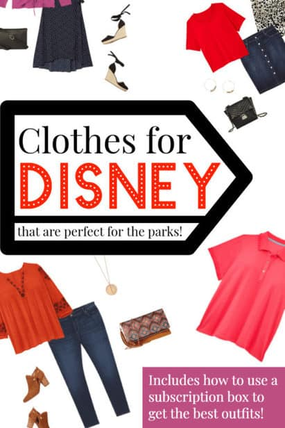 what to wear to Disneyland
