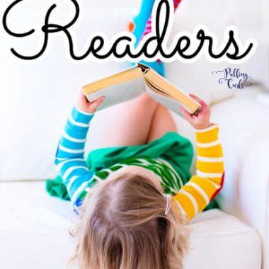Kindergarten Readers: Leveled beginning books for kids