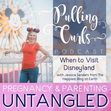 When is the BEST time to go to Disneyland? with Jessica Sanders from The Happiest Blog on Earth  — PCP Episode 008