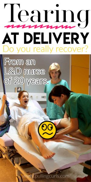 Tearing during birth can happen at delivery. Why does it happen, how can you prevent it and recover?