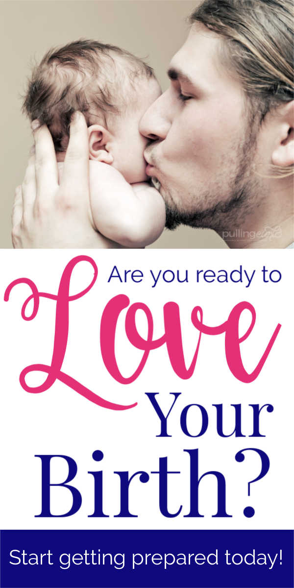 Are you ready to be excited for your upcoming birth? via @pullingcurls