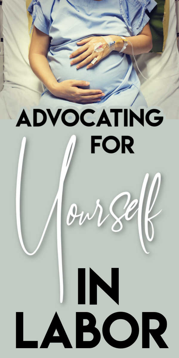 How can you best advocate for yourself in labor? via @pullingcurls