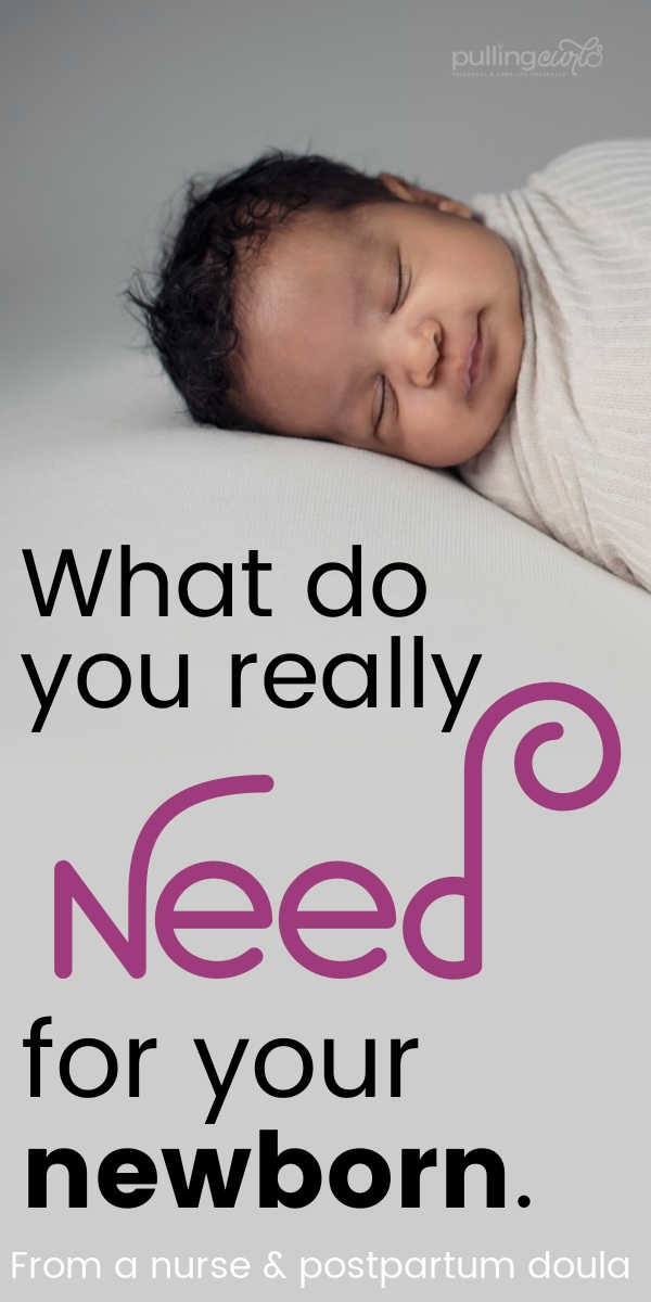 Things you NEED for Your Newborn with Valerie Trumbower from New Parents Academy – Episode 074 via @pullingcurls