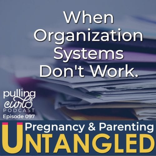 When organization Systems don't work.