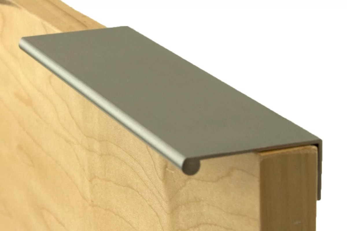 4 Inches Pulls Brushed Nickel Cabinet 2 3