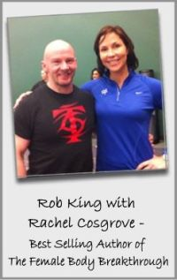 Rob and Rachell Cosgrove