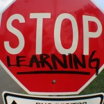 Stop Learning