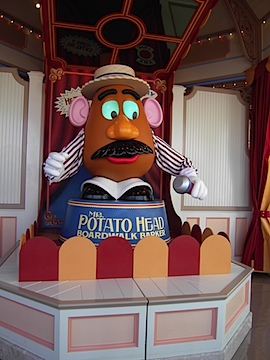 Huge Potato Head