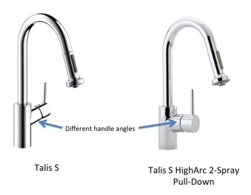 Confused About Hansgrohe Talis S Kitchen Faucets