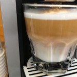 Verismo made latte