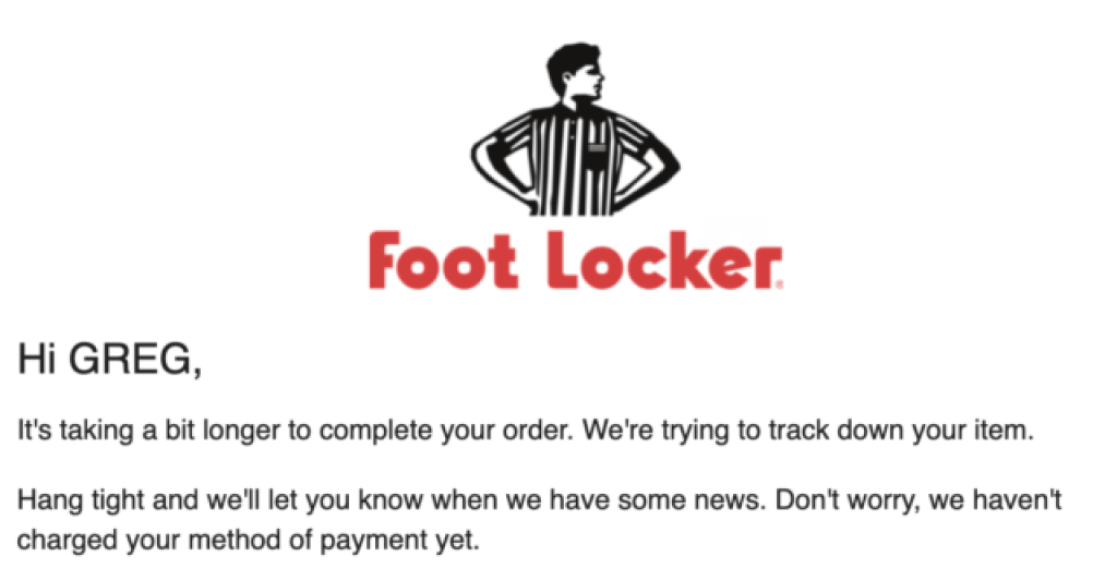 Foot-Locker-delay