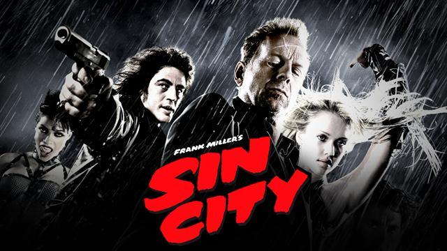 Sin City: annunciata la serie TV prodotta da Frank Miller