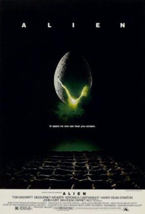 Alien (1971) dir. Ridley Scott