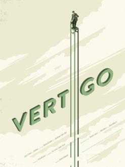 """""""VERTIGO"""" Poster Artist: Stephan Schmitz"""