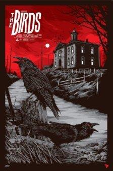 """""""THE BIRDS"""" Poster Artist: Ken Taylor"""