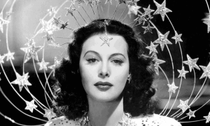 William Roy, Sylvain Dorange Hedy Lamarr.