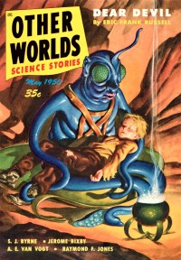 OTHER WORLDS SCIENCE STORIES - May, 1950
