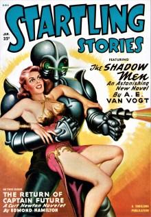 STARTLING STORIES - January, 1950
