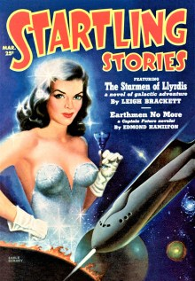 STARTLING STORIES - March, 1951