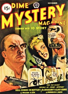 15 DIME MYSTERY MAGAZINE - November, 1944