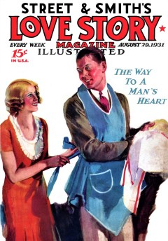LOVE STORY MAGAZINE - August 29th, 1931