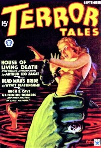 TERROR TALES - September, 1934 - FREE READ