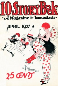 10 STORY BOOK COVER - April 1922