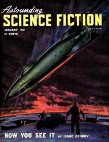 ASTOUNDING SCIENCE FICTION - January 1948
