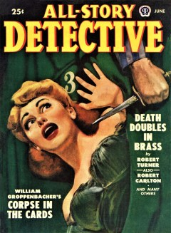 ALL-STORY DETECTIVE - June 1949