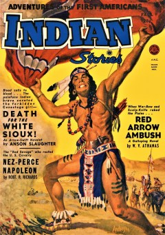 INDIAN STORIES - Fall 1950