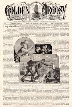 THE GOLDEN ARGOSY - April 7, 1883