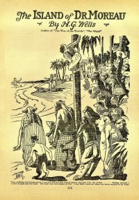 READ STORIES - THE ISLAND OF DR. MOREAU