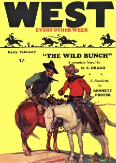 WEST - Early February 1933, UK edition