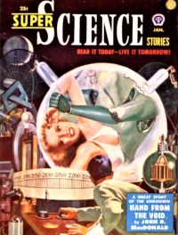 SUPER SCIENCE STORIES - 1951-01