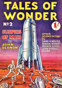 TALES OF WONDER- March 1938