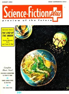 SCIENCE FICTION PLUS - August 1953