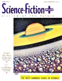 SCIENCE FICTION PLUS - June 1953