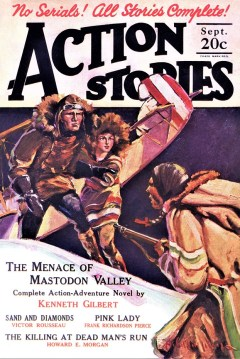 ACTION STORIES - September 1926