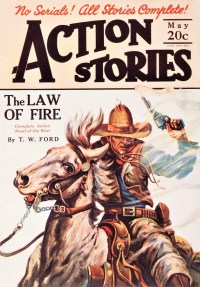 ACTION STORIES May 1927
