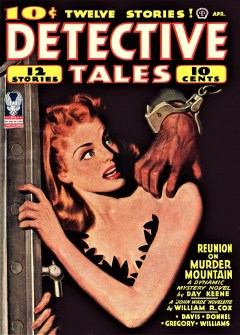 DETECTIVE TALES - April 1943