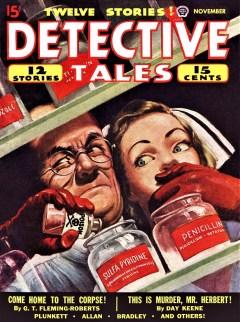 DETECTIVE TALES - November 1944