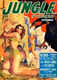 JUNGLE STORIES - Summer 1950