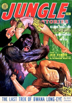 JUNGLE STORIES - Winter 1951