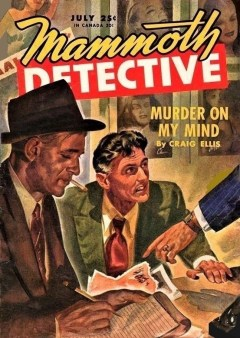 MAMMOTH DETECTIVE - July 1946