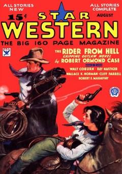 STAR WESTERN - August 1934