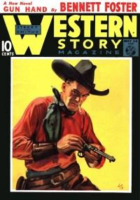WESTERN STORY- May 14, 1938