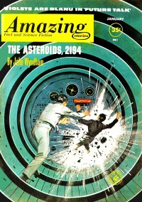 AMAZING STORIES - January 1961